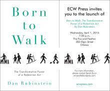 Born to Walk Launch - Ottawa
